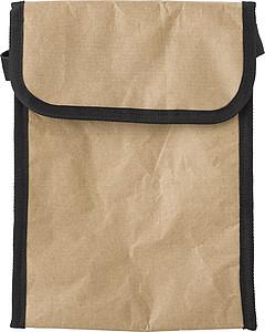 Chladící kapsa na svačinu, z papíru