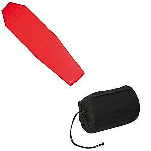 SCHWARZWOLF REPOSE samonafukovací matrace, červená