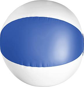 BALON Nafukovací míč průměr 26 cm, modrý