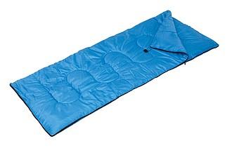 Lehký spací pytel, světle modrý