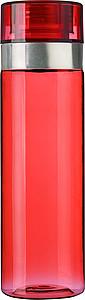 EFUNDA Láhev na pití 850ml, z Tritanu, červená