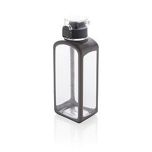 ENSENADA Unikátně tvarovaná tritanová láhev, objem 600ml, bílá