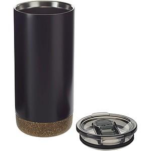 Vakuová termoska Valhalla, černá