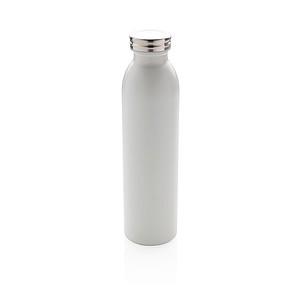 Nepropustná termo láhev s měděnou izolací, bílá