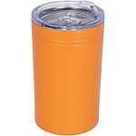 Termohrnek a termoska Pika 330 ml s vakuovou izolací, bílá