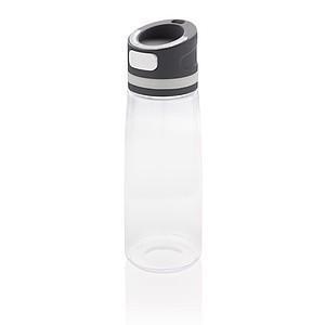 Láhev na vodu FIT s prostorem na telefon, bílá