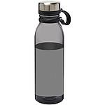 Sportovní lahev s vakuovo-měděnou izolací a úchytem, objem 590 ml, bílá
