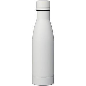 Láhev na pití s čistícím kartáčem, objem 500 ml, bílá