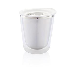 Termohrnek na espresso 227 ml, bílé víčko