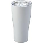 Vakuový termohrnek Nordic, stříbrná