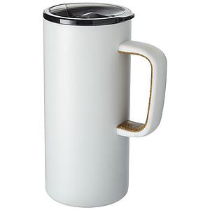 Vakuový termohrnek Valhalla, bílá