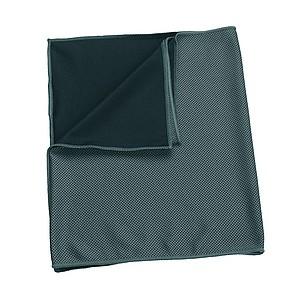 SCHWARZWOLF LANAO outdoorový ručník šedý 30x100 cm