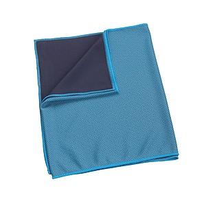 SCHWARZWOLF LANAO outdoorový ručník modrý 30x100 cm