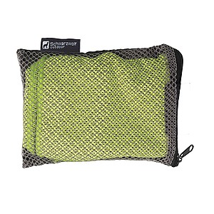 SCHWARZWOLF LANAO outdoorový ručník zelený 30x100 cm