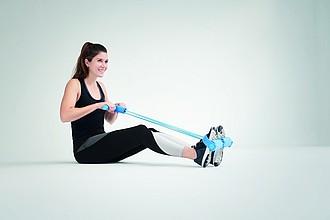 Fitness posilovací guma