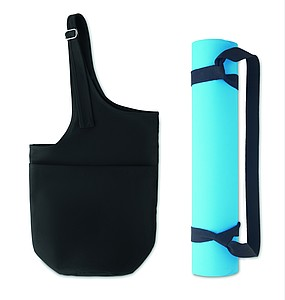 Fitness jóga set podložky a gumy na cvičení