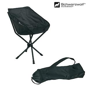 SCHWARZWOLF BODEN kempingová židle – reklamní peněženka s potiskem
