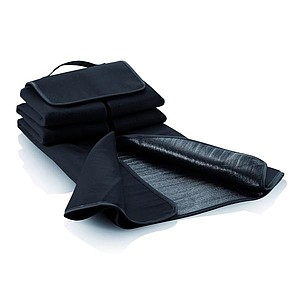 ACAMAR pikniková deka, černá