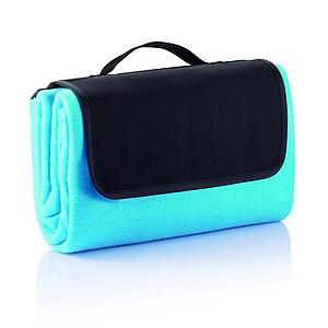 ACAMAR pikniková deka, světle modrá