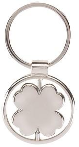 NARCIS Přívěšek na klíče ve tvaru čtyřlístku