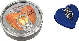 MINDANAO Set náhrdelníku a říční perly v lastuře, různé druhy - reklamní bundy