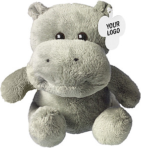 HIPPO Plyšová hračka - hroch