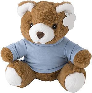TED Plyšový medvídek bez trička