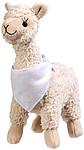 Plyšová hračka Alpaca, bílá