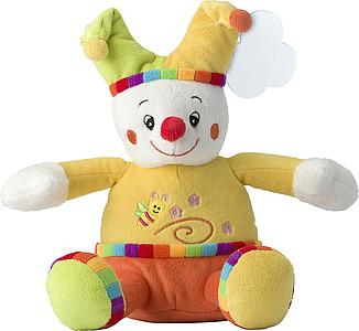 Plyšový klaun