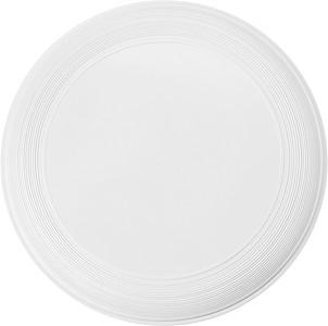 SULIBANI Létající talíř, průměr 21cm, bílý