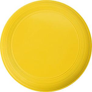 SULIBANI Létající talíř, průměr 21cm, žlutý