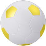 Antistresový fotbalový míč, bílá