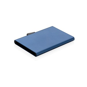 RFID pouzdro C-Secure na karty, modrá