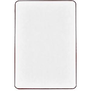 Telefonní pouzdro na karty s RFID, červená