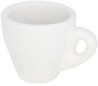 Perk bílý espresso hrnek, bílá