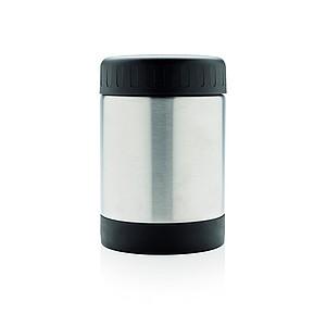 PELOTAS Standardní termo nádoba na potraviny, stříbrná