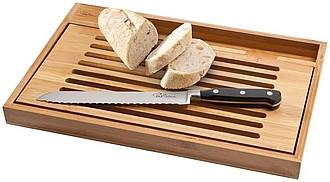 Krájecí prkénko s nožem na pečivo, zn. Paul Bocuse