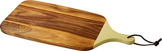 Dřevěné servírovací prkénko pro předkrmy, hnědá