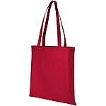 TOMAN Bavlněná nákupní taška, oranžová