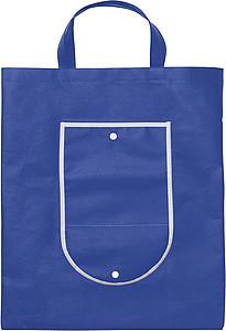 KOMPO Skládací nákupní taška, modrá