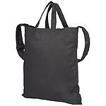 Bavlněná taška Verona, černá