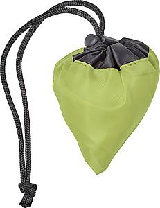 GANDA Skládací nákupní taška, zelená