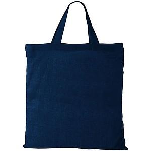 Bavlněná nákupní taška, námořní modrá