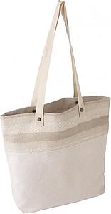 DRUBIN Bavlněná nákupní taška - reklamní kancelářské potřeby