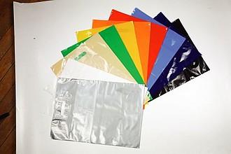 Igelitová taška se zpevněným průhmatem nebo páskovým uchem