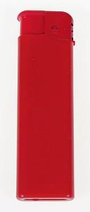 Zapalovač plastový, červený