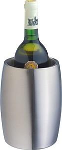 Chladící nádoba na víno s dvojitou nerezovou stěnou