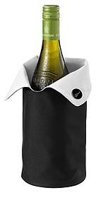 Chladič na láhev vína zn. Paul Bocuse, černá