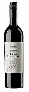 Červené víno, Malbec 2015 Elsa Bianchi