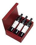 Sada 3 vín v dárkovém boxu (Malbec,Syrah,Cabernet Sauvignon)